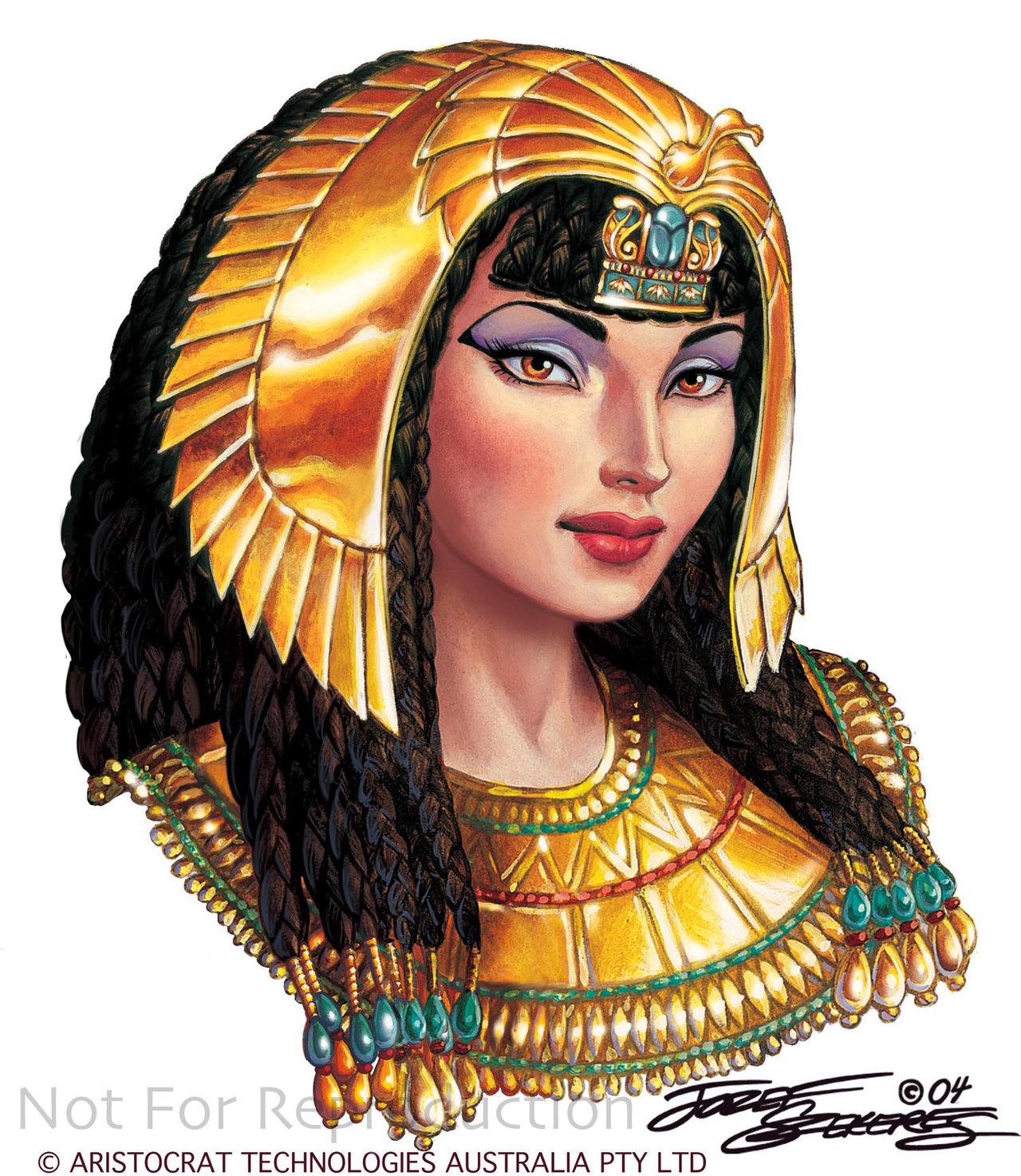 Cruz Mora Juan Diego Cleopatra