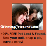 Go to MissingCritters.com