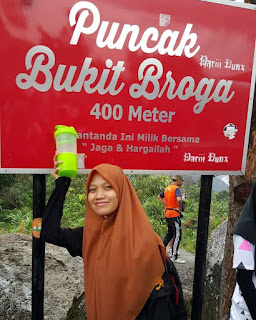 Performance Drink peneman Ani di Broga