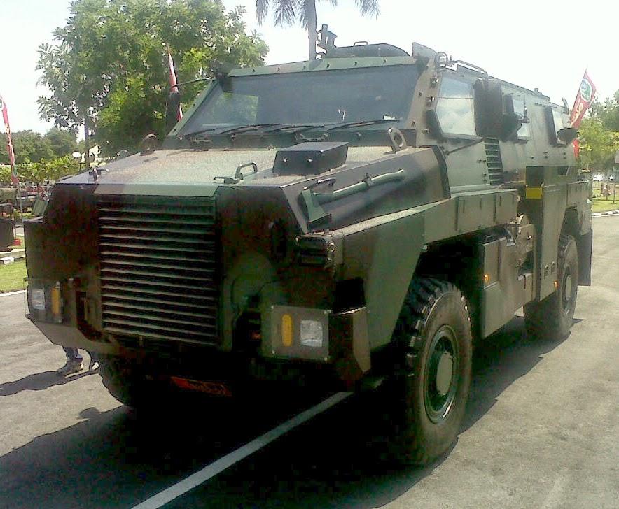 APC Bushmaster PMV