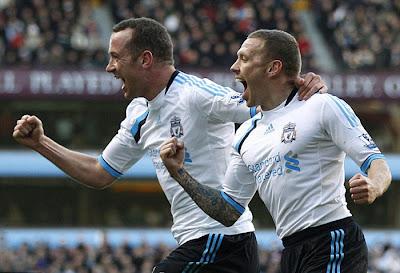 Aston Villa 0 - 2 Liverpool (2)