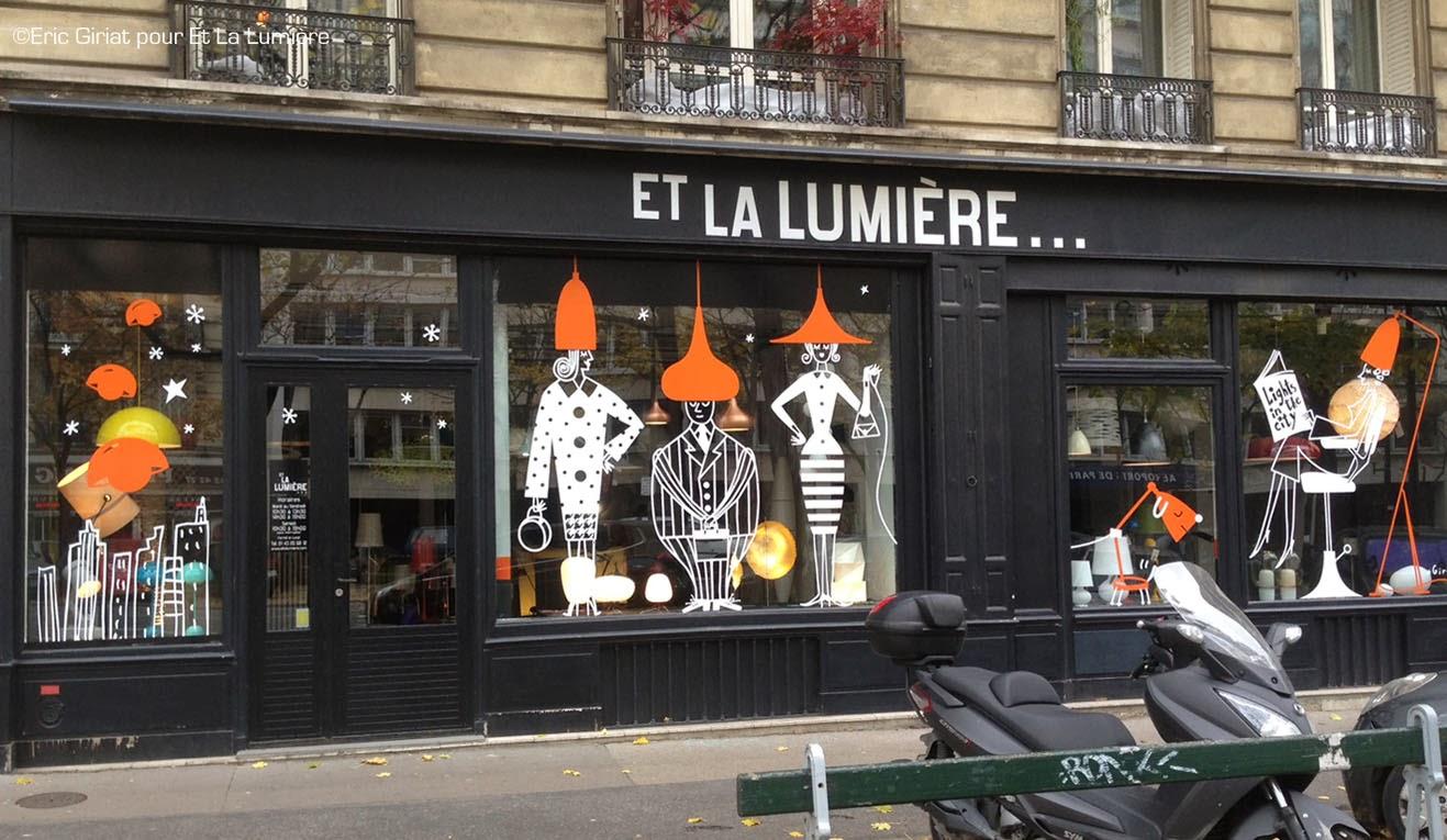 Eric giriat blog book vitrophanie - Magasin de luminaire paris ...