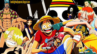 #6 One Piece Wallpaper