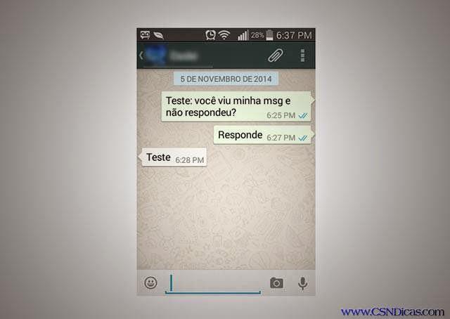 Agora o WhatsApp avisa quando usuário vê mensagem