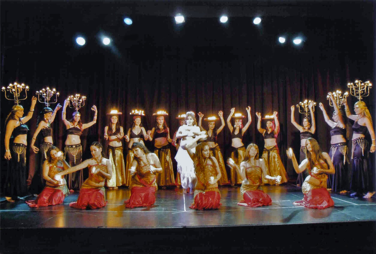 Bellydance, danza arabe, Don Torcuato