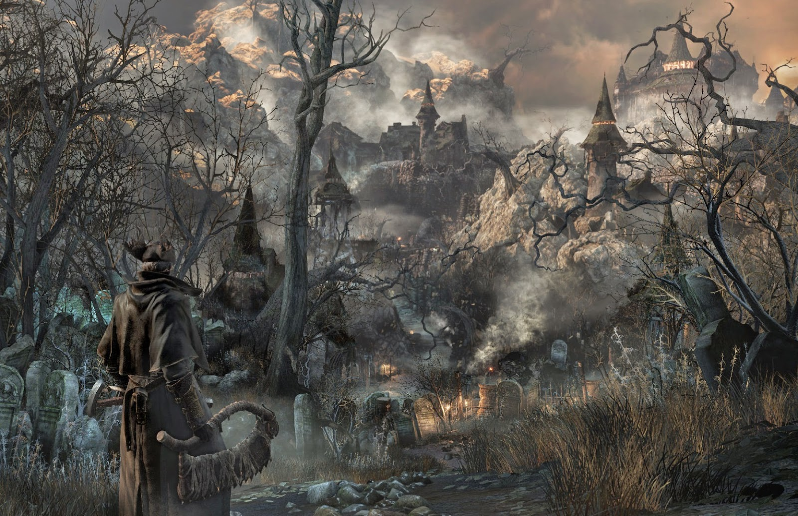 Bloodborne PlayStation 4 Review
