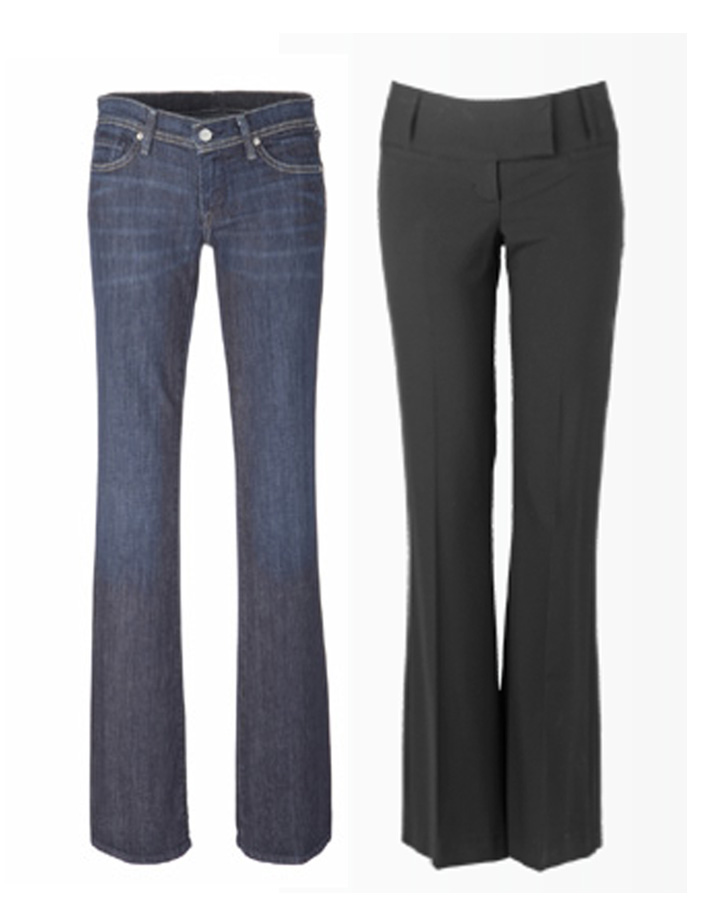 Body Shape Series: Jeans for the pear shaped woman ...