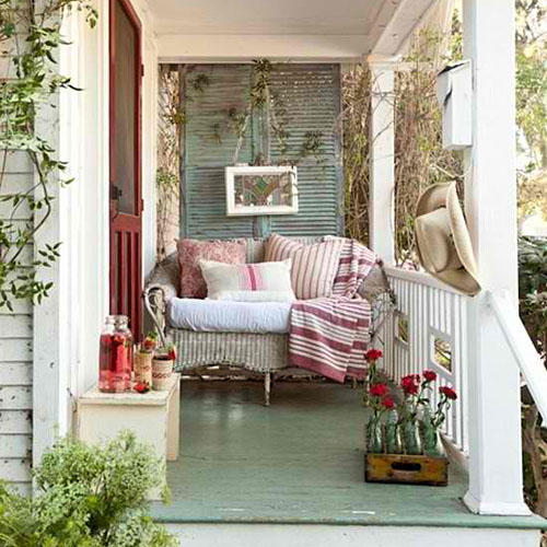 Porch Pictures For Design And Decorating Ideas: 10 Awesome Small Porch Design Ideas