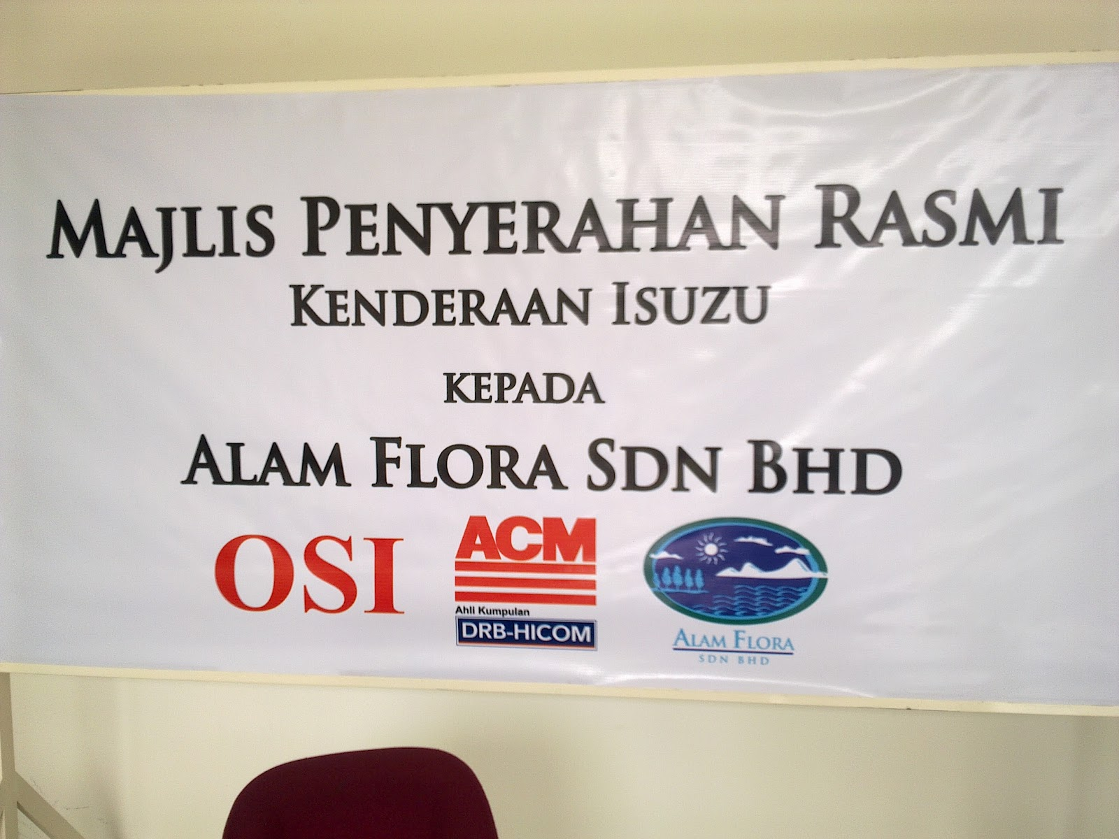 ISUZU TRUCK IN MALAYSIA