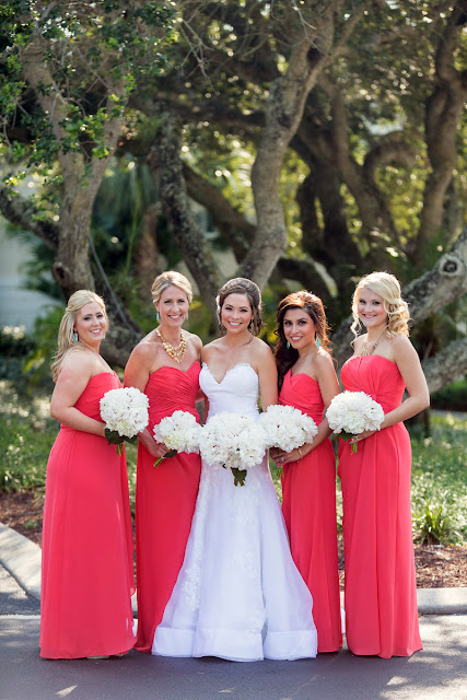 Vero Beach Bridal Party