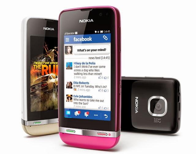 Daftar harga Hp merk Nokia Maret 2015