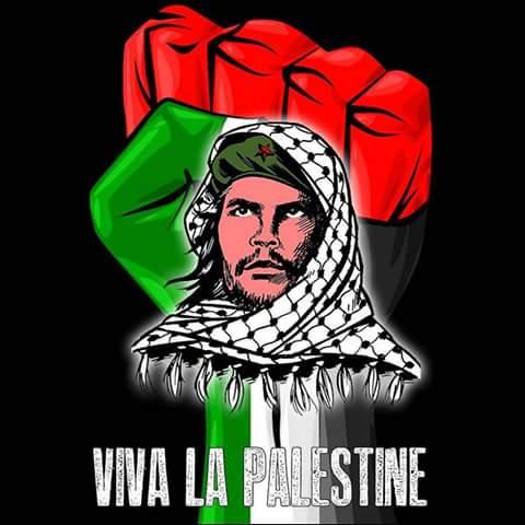 تحيا فلسطينُ العربيّةُ.