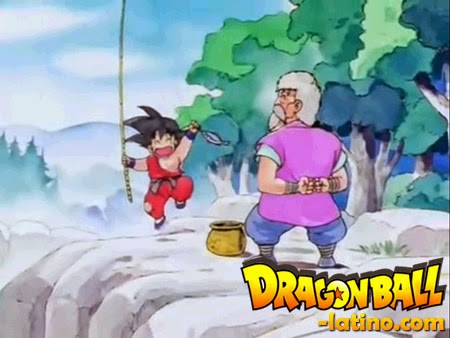 Dragon Ball capitulo 128