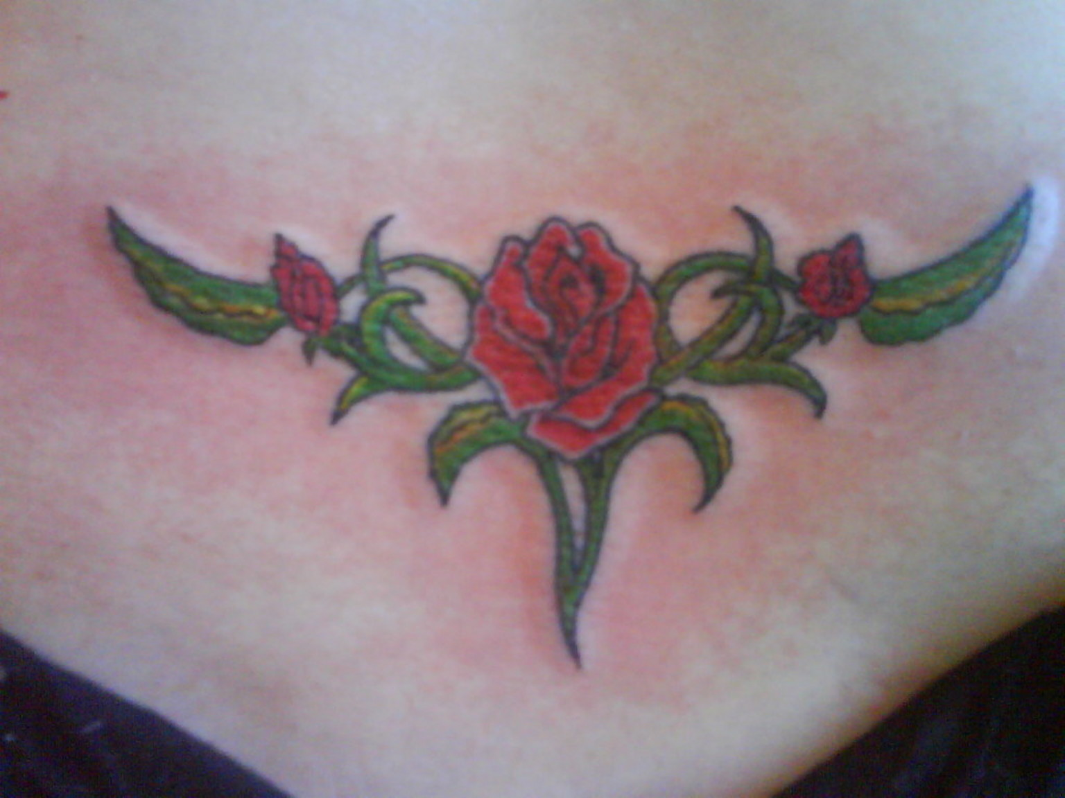 Lower+back+tattoos Bodytribaltattoosblogspotcom Lower Back Tattoos