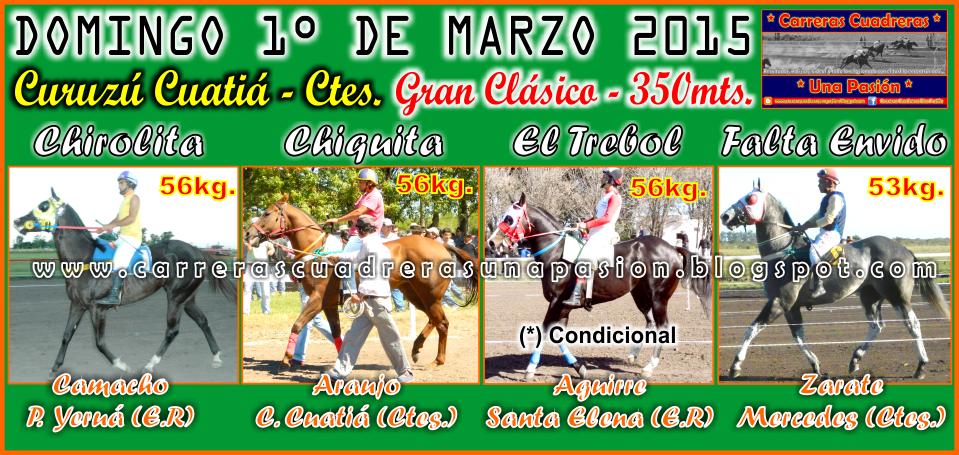 C. CUATIA - CLASICO 350