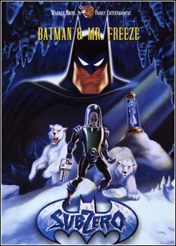 Download – Batman e Mr. Freeze Abaixo de Zero – DVDRip AVI – Dublado