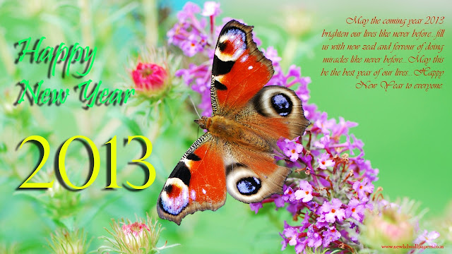 Happy New Year 2013 Wallpapers