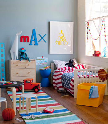 Mix and chic double duty kids 39 rooms inspirations for Baby bedroom designs boys