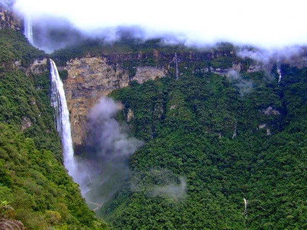 Gocta Waterfall, Peru