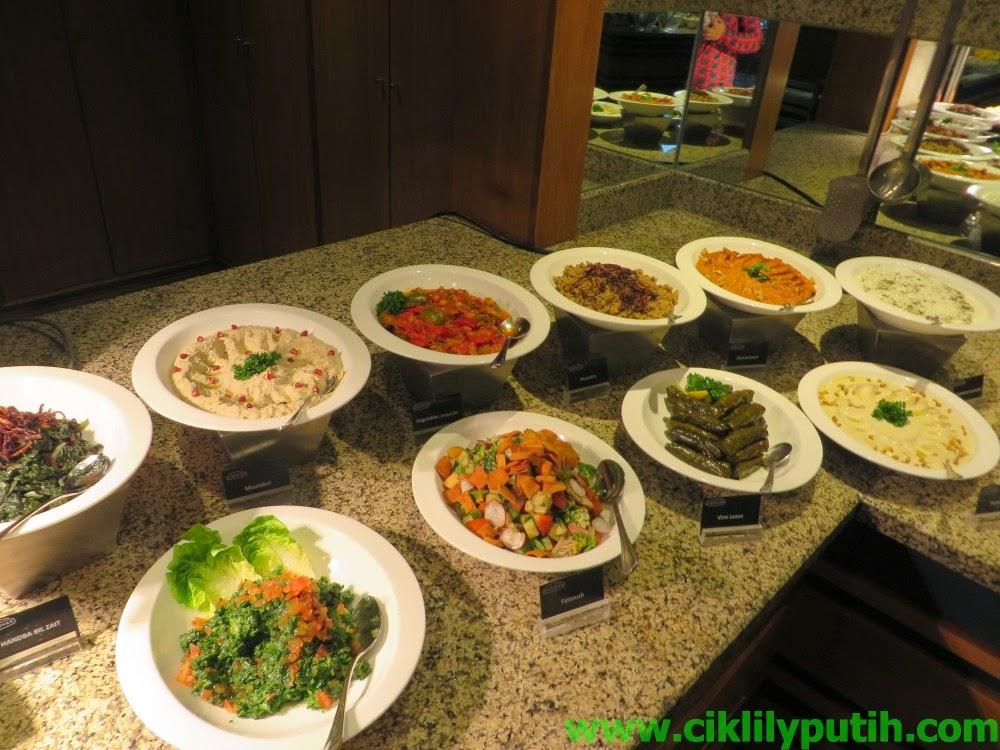 CikLilyPutih The Lifestyle Blogger Promosi Makanan