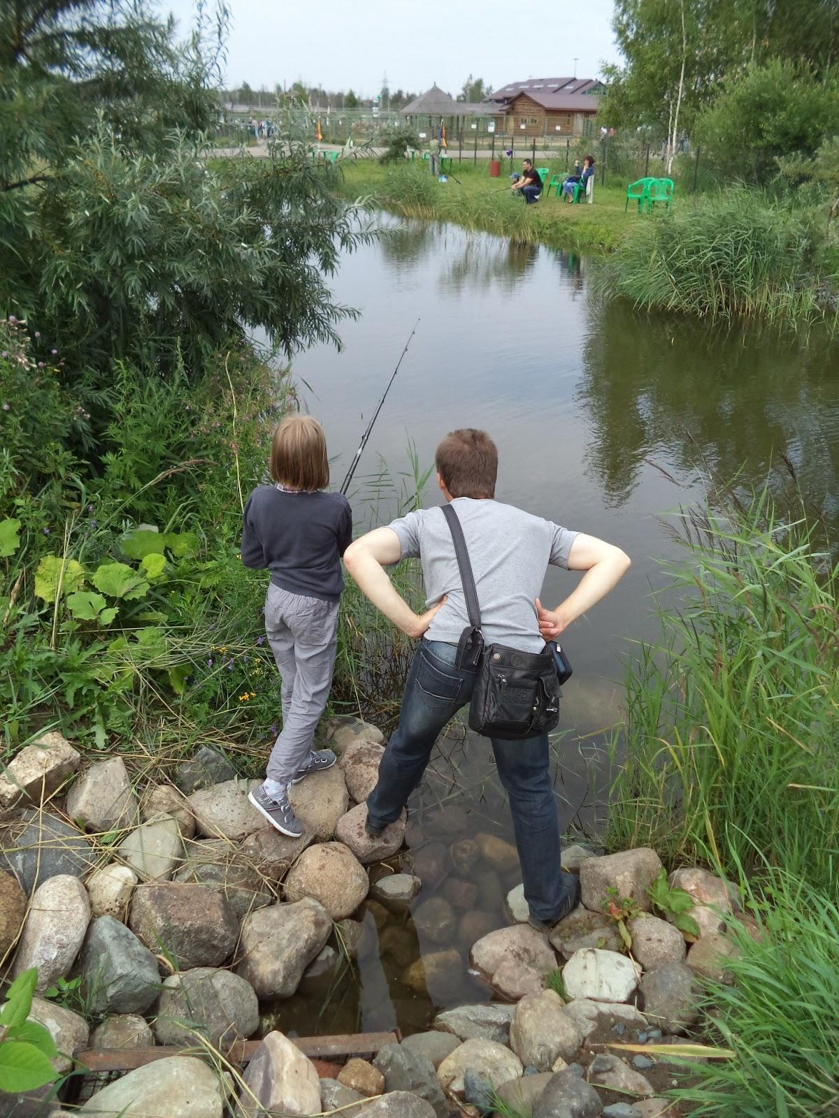 когда закрывается ловля рыбы
