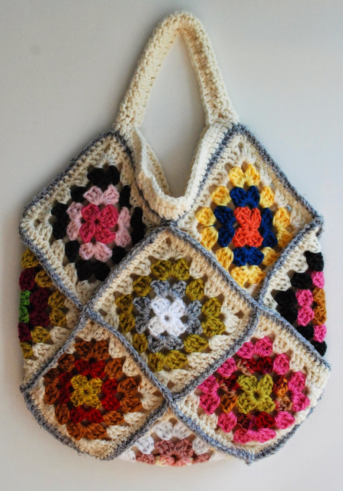 New Crochet Bags : Kristis Twist: New crochet bags added to my Etsy shop