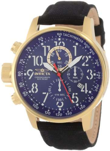 Invicta Men's 1516 I Force Collection Chronograph Strap Watch
