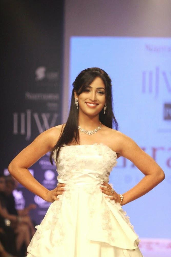 Yami Gautam at IIIJW-2014
