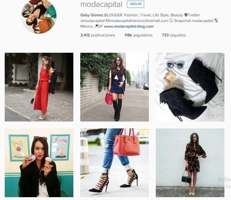 Resultado de imagen para instagram fashion mexico