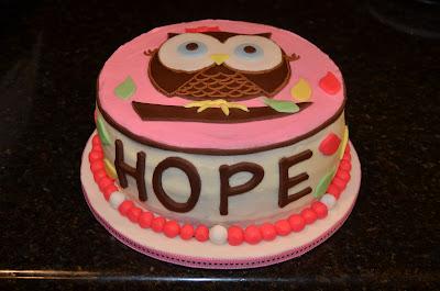 Owl Birthday Cakes Melbourne