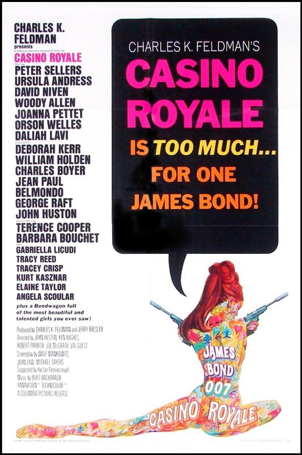 Casino Royale full movie (1967)
