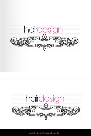 Logo Diva, Feminine Boutique Logos, Girly Girl Logo ...