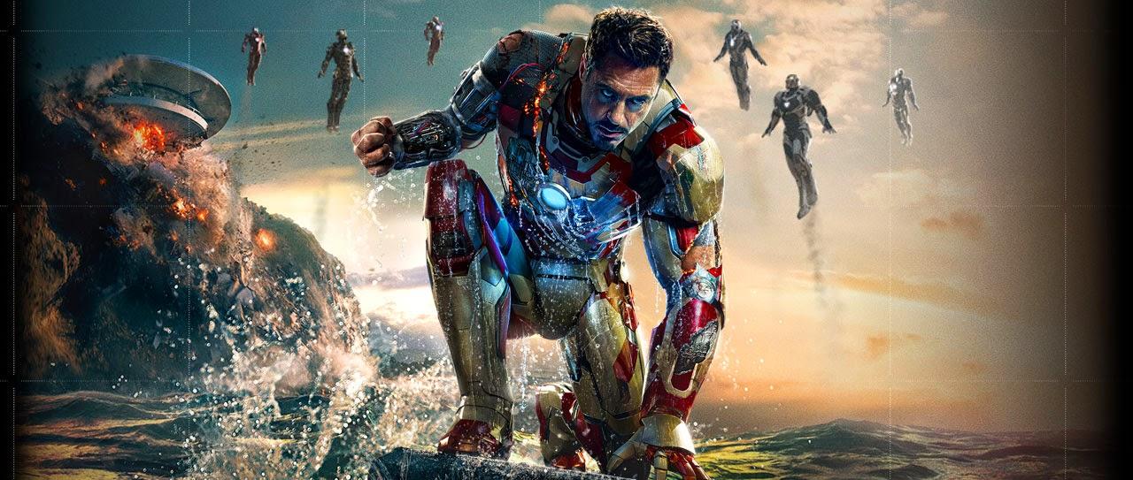 Ảnh trong phim Người Sắt 3 - Iron Man 3 1