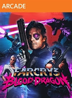 Far Cry 3: Blood Dragon – XBox 360