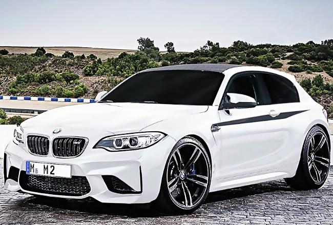 BMW  M2 Shooting Brake