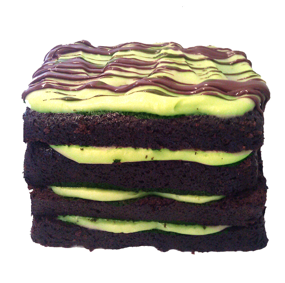 ... Hatred of Meat: Chocolate Avocado Cake with Avocado Buttercream