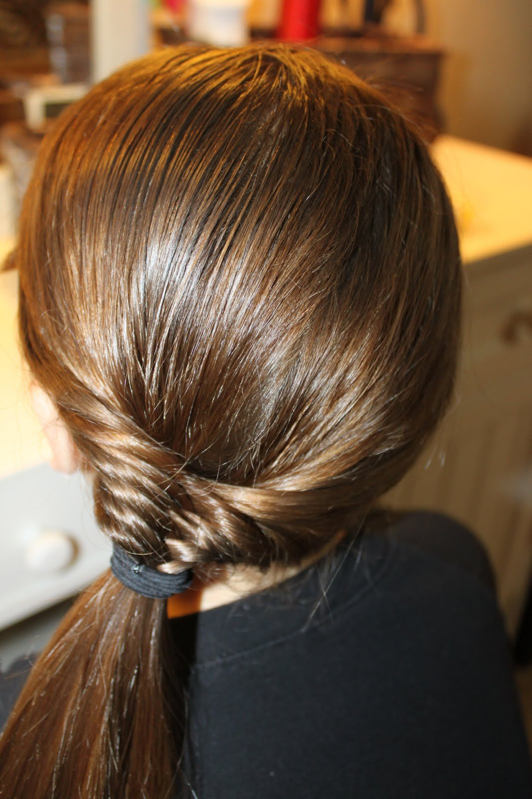 Girls for God: 15 Cute Ponytail Ideas