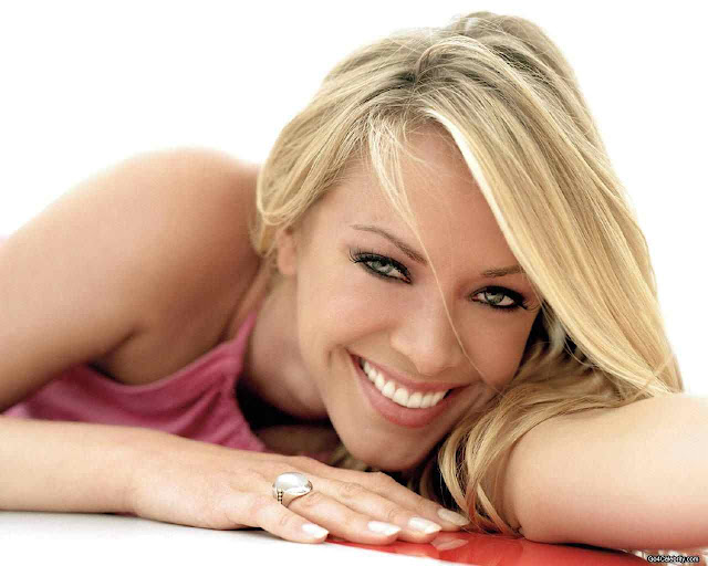 Kristanna Loken have a beautiful face