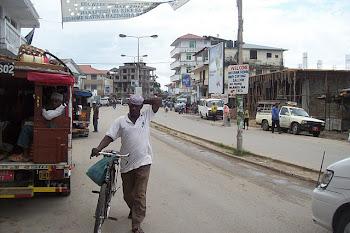 Zanzibar For Jesus Project in Pemba