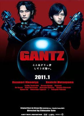 Gantz Legendado 2011