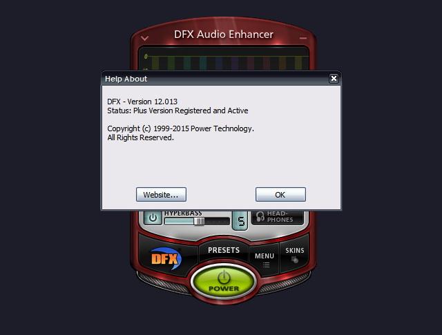 Download DFX Audio Enhancer 12.013 Full Patch