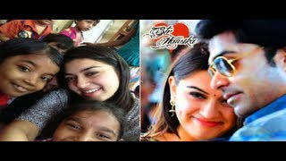 Simbu's royal gift to girlfriend Hansika and Hansika adopted her 23rd Kid for the birthday
