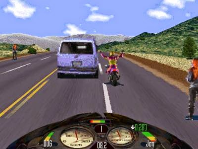 Road Rash PC Game Free Download