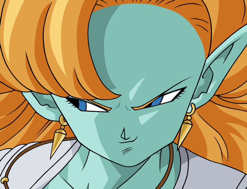 Dragon Ball Z Wallpapers Zangya