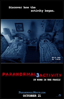 Paranormal franchise slowly transforming to comedy...