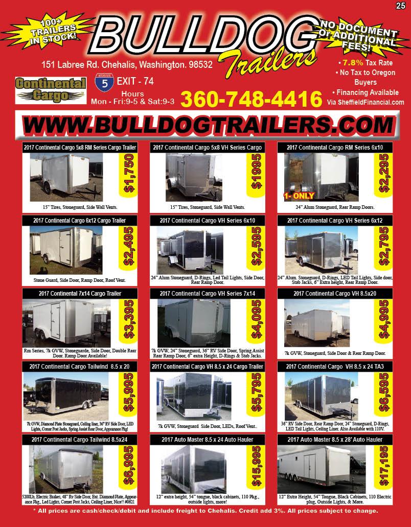 Bulldog Trailer Sales