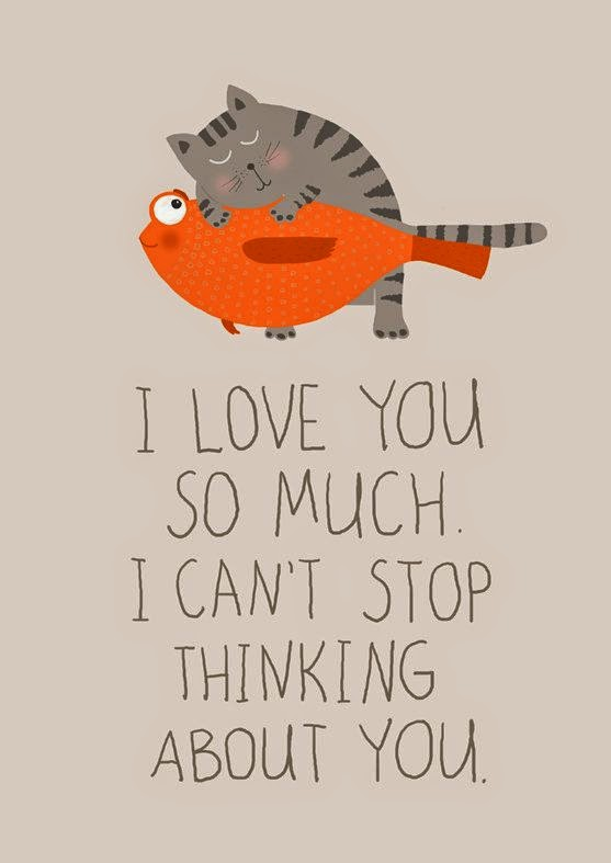 I can't Stop thinking about you image Quote