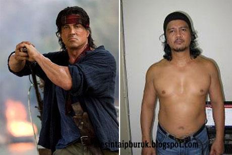 "Rambo ""Khalil"" sakit mental... Tiada motif politik? (Update)"