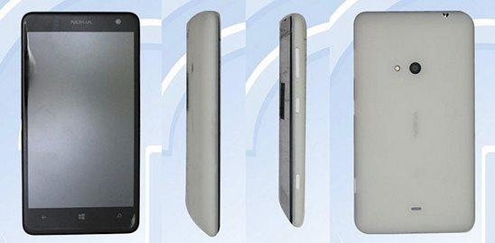 Di China, Bocoran Spesifikasi dan Harga Nokia Lumia 625 Terungkap