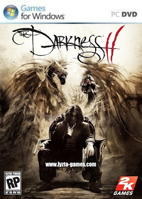 The Darkness II PC Cover
